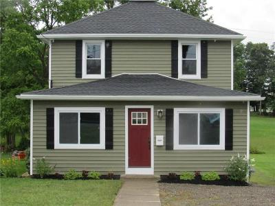 Chautauqua NY Single Family Home U-Under Contract: $129,900