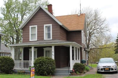 Orleans County Single Family Home U-Under Contract: 507 East State Street