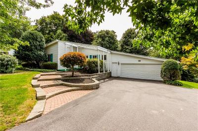Pittsford Single Family Home U-Under Contract: 18 Highview Trail