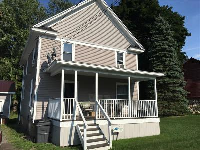 Williamson Single Family Home A-Active: 6394 East Townline Road