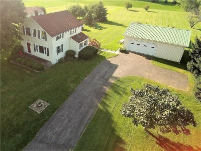 Single Family Home U-Under Contract: 3451 County Road 4
