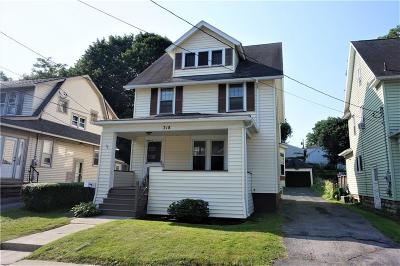 East Rochester Single Family Home U-Under Contract: 318 East Elm Street