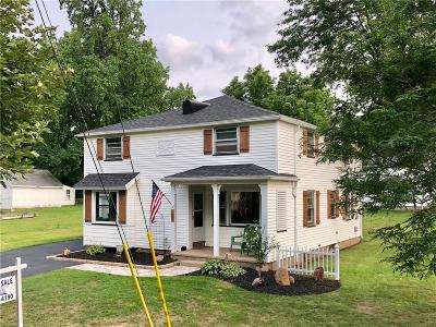 Monroe County Single Family Home A-Active: 165 Amity Street