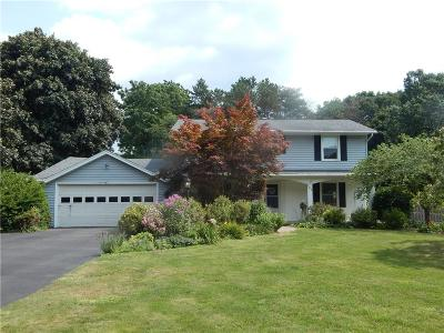 Penfield Single Family Home U-Under Contract: 107 Timber Brook Lane