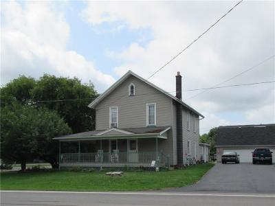 Monroe County Single Family Home U-Under Contract: 1317 Lake Road East Fork