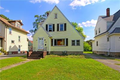 Monroe County Single Family Home U-Under Contract: 264 Westfield Street