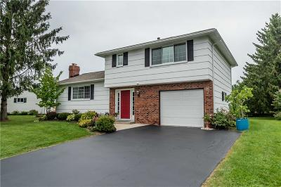 Penfield Single Family Home U-Under Contract: 8 Readonna Lane #NS
