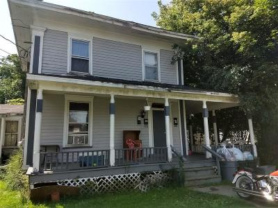 Orleans County Multi Family 2-4 A-Active: 125 Hedley Street
