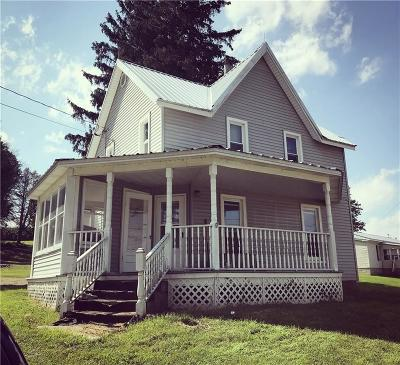 Conewango Valley Single Family Home A-Active: 5621 Route 83