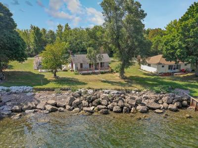 Orleans County Single Family Home A-Active: 15885 Ed Rose Shores