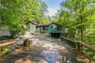 Single Family Home A-Active: 4946 Morrow Hill Road