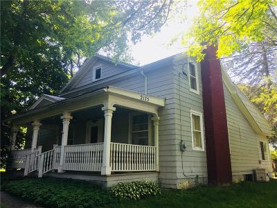Walworth Single Family Home A-Active: 2175 Church Street