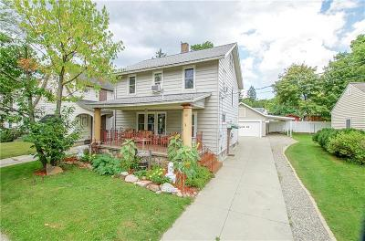 Jamestown Single Family Home A-Active: 139 Myrtle Street