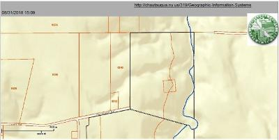 Chautauqua County Residential Lots & Land A-Active: Harrington Road