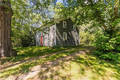 Monroe County Single Family Home U-Under Contract: 1390 Covell Road