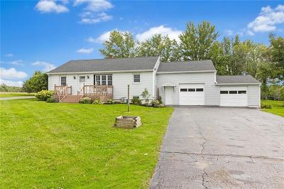 North Collins Single Family Home A-Active: 2619 Langford Road