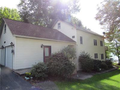 Canandaigua NY Single Family Home A-Active: $699,900