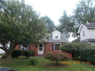 Irondequoit Single Family Home A-Active: 349 Falstaff Road