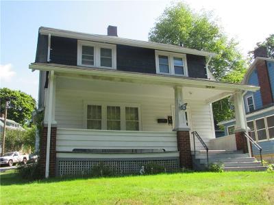 Jamestown Single Family Home A-Active: 31 East Virginia Boulevard
