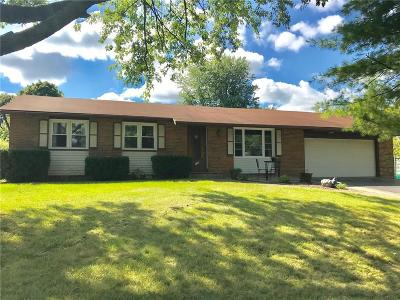 Henrietta Single Family Home A-Active: 106 Florendin Drive