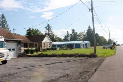 Seneca County Multi Family 2-4 A-Active: 1841 Us Route 20 Road
