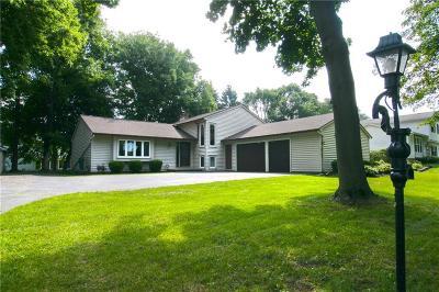 Farmington Single Family Home A-Active: 6153 Hunters Drive