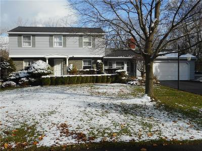 Single Family Home A-Active: 1232 Summit Dr