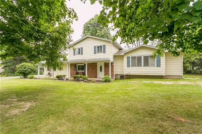 Pittsford Single Family Home U-Under Contract: 9 Parkmeadow Drive