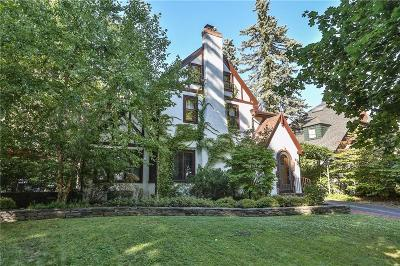 Rochester Single Family Home U-Under Contract: 178 Oakdale Drive