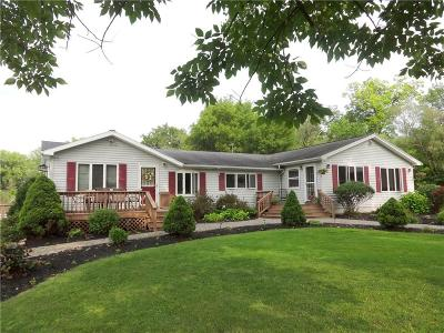 Victor Single Family Home A-Active: 7096 Dryer Road