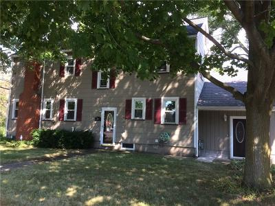 Orleans County, Monroe County, Niagara County, Erie County Single Family Home A-Active: 14 Round Creek Drive