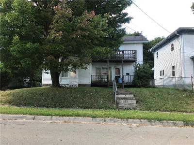 Multi Family 2-4 Sold: 284 South Main Street