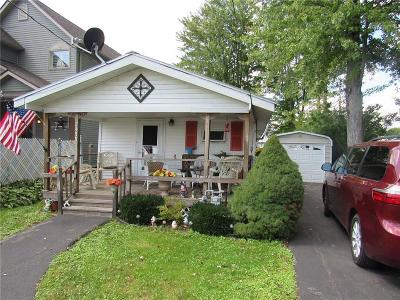 Ashville NY Single Family Home A-Active: $98,500