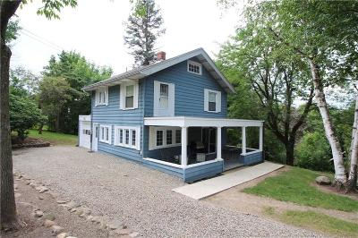 Dewittville NY Single Family Home U-Under Contract: $188,500