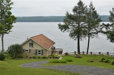 Single Family Home A-Active: 8753 Rocky Dock Road