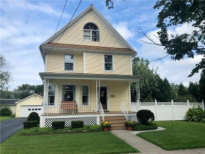 Single Family Home Sold: 36 East Green Street