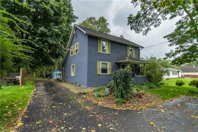 Penfield Single Family Home U-Under Contract: 2082 Baird Road