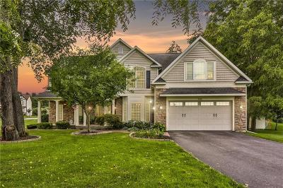 Victor Single Family Home U-Under Contract: 7601 Zephyr Heights