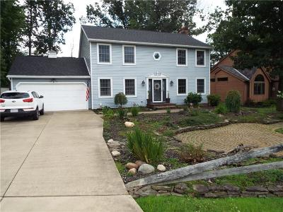 Olean Single Family Home A-Active: 7 Woodview Court