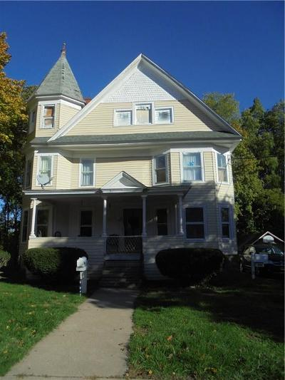Multi Family 2-4 A-Active: 204 Prospect Street