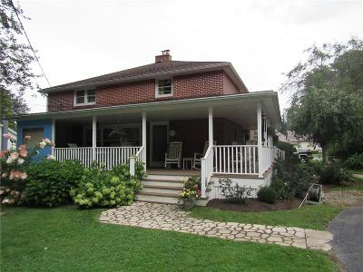 Busti NY Single Family Home A-Active: $144,900
