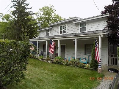 Single Family Home U-Under Contract: 5175 West Lake Road