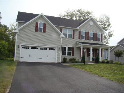 Single Family Home A-Active: 545 Hills Pond Road