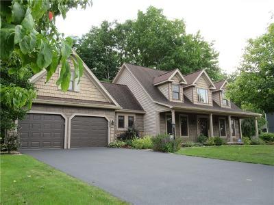 Orleans County, Monroe County, Niagara County, Erie County Single Family Home A-Active: 490 Shore Drive