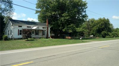 Orleans County Single Family Home A-Active: 16998 Ridge Road