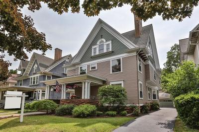 Rochester Single Family Home U-Under Contract: 84 Argyle Street