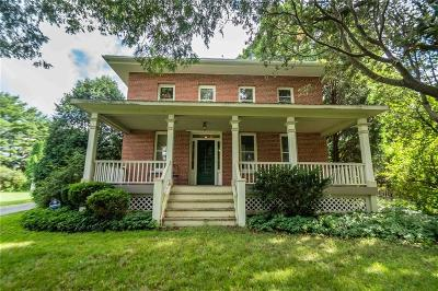 Pittsford Single Family Home For Sale: 139 Knickerbocker Road