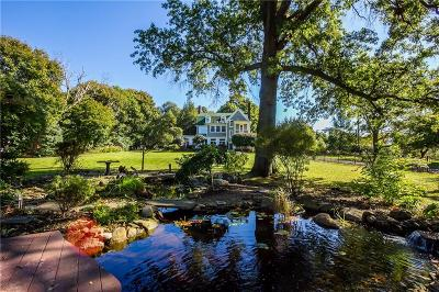 Single Family Home A-Active: 4357 Nine Mile Point Road
