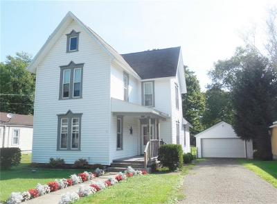 Harmony NY Single Family Home A-Active: $89,900