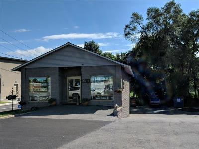Monroe County Commercial A-Active: 2599 West Ridge Road